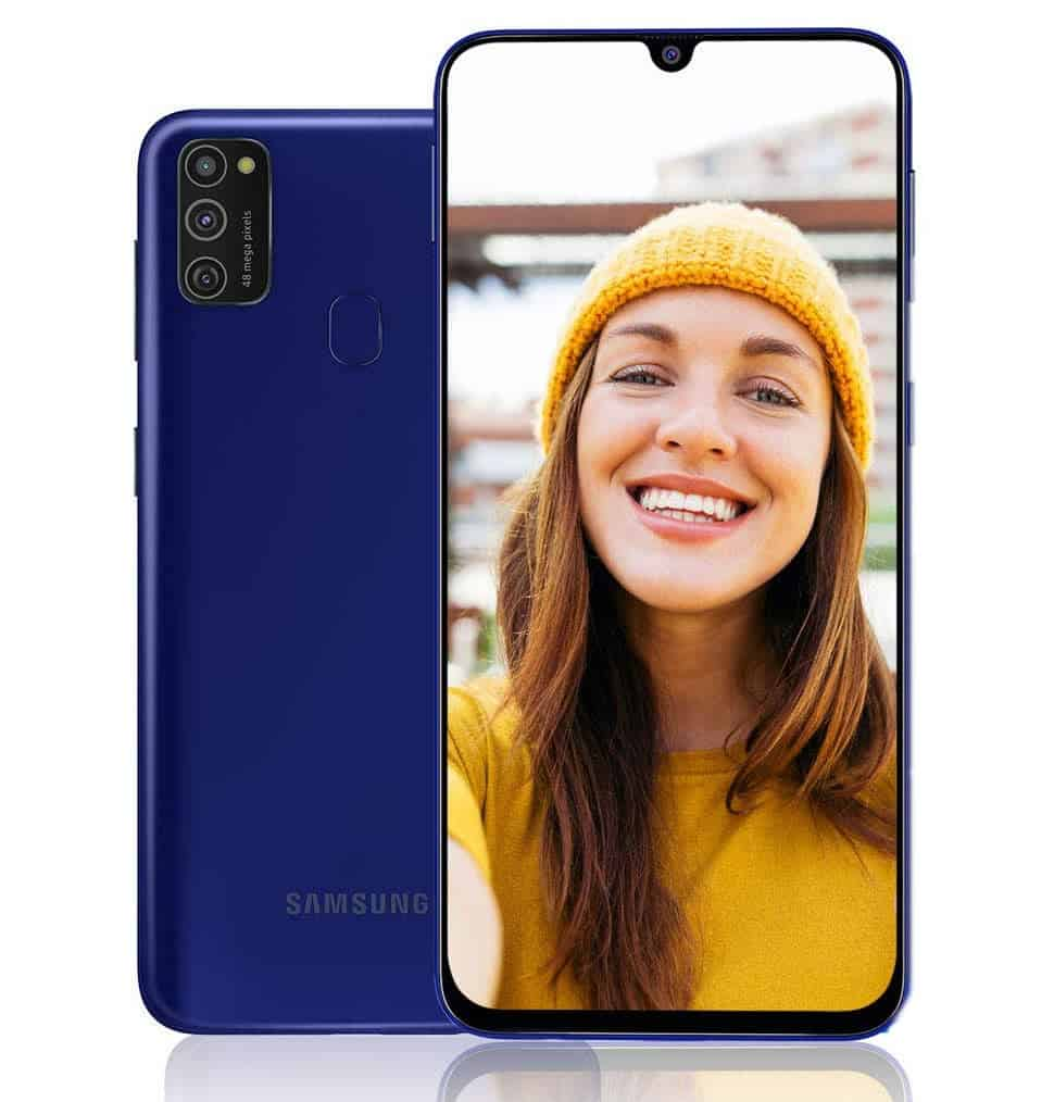 Samsung Galaxy M21 Is Official With 6 000mah Battery And Superamoled