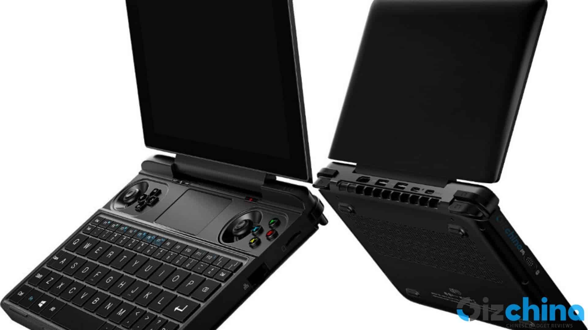 """GPD WIN Max is the Smallest """"Handheld Gaming Laptop"""" with Intel Core i5-1035G7 CPU"""