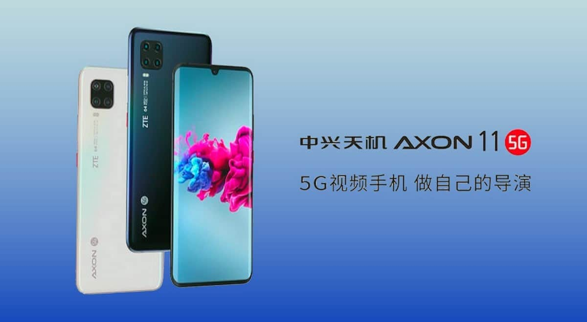 ZTE Axon 11 5G now available in China