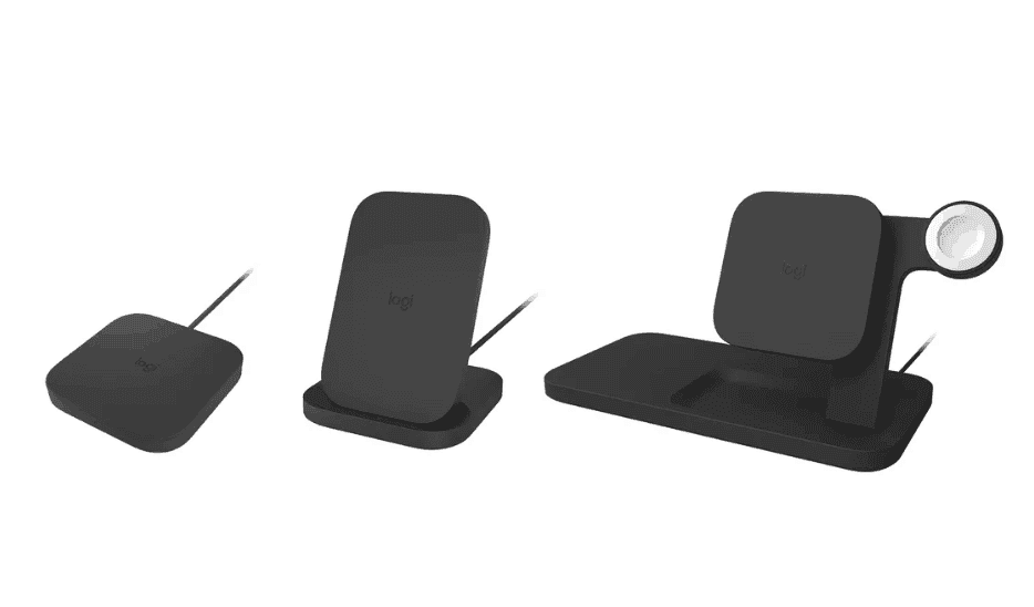Logitech's wireless charging pad