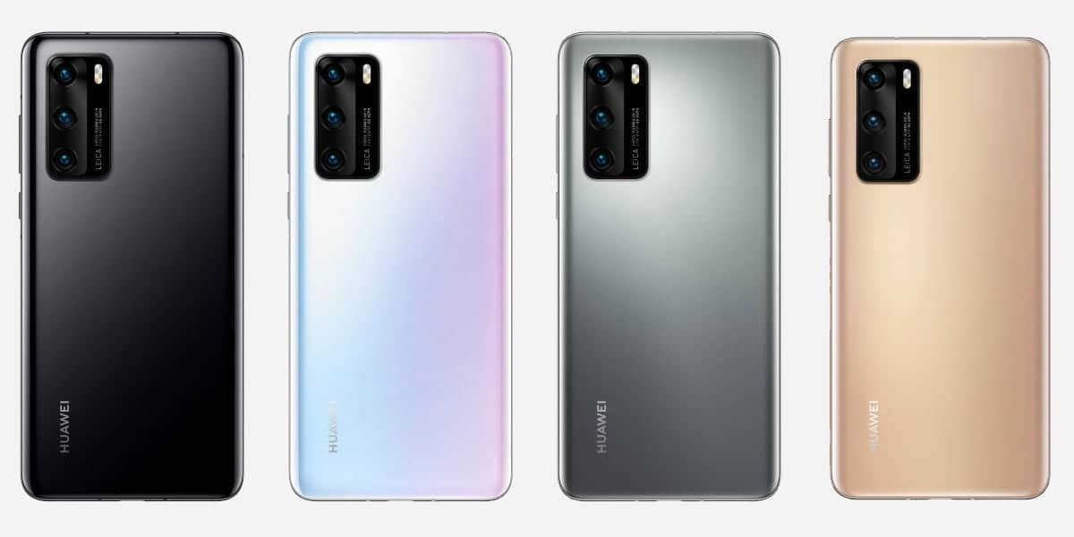 Huawei P40, P40 Pro and P40 Pro Plus are official | Techesit