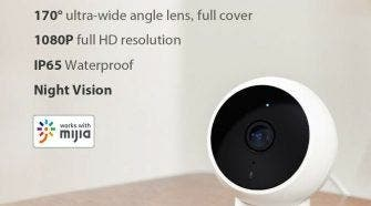 Mi Home Security Camera