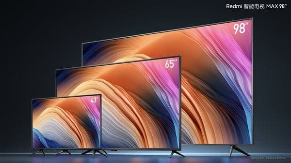 Redmi TV Max 98-inch
