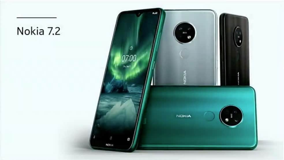 Nokia 8 Sirocco and Nokia 3.1 Plus receiving March security update