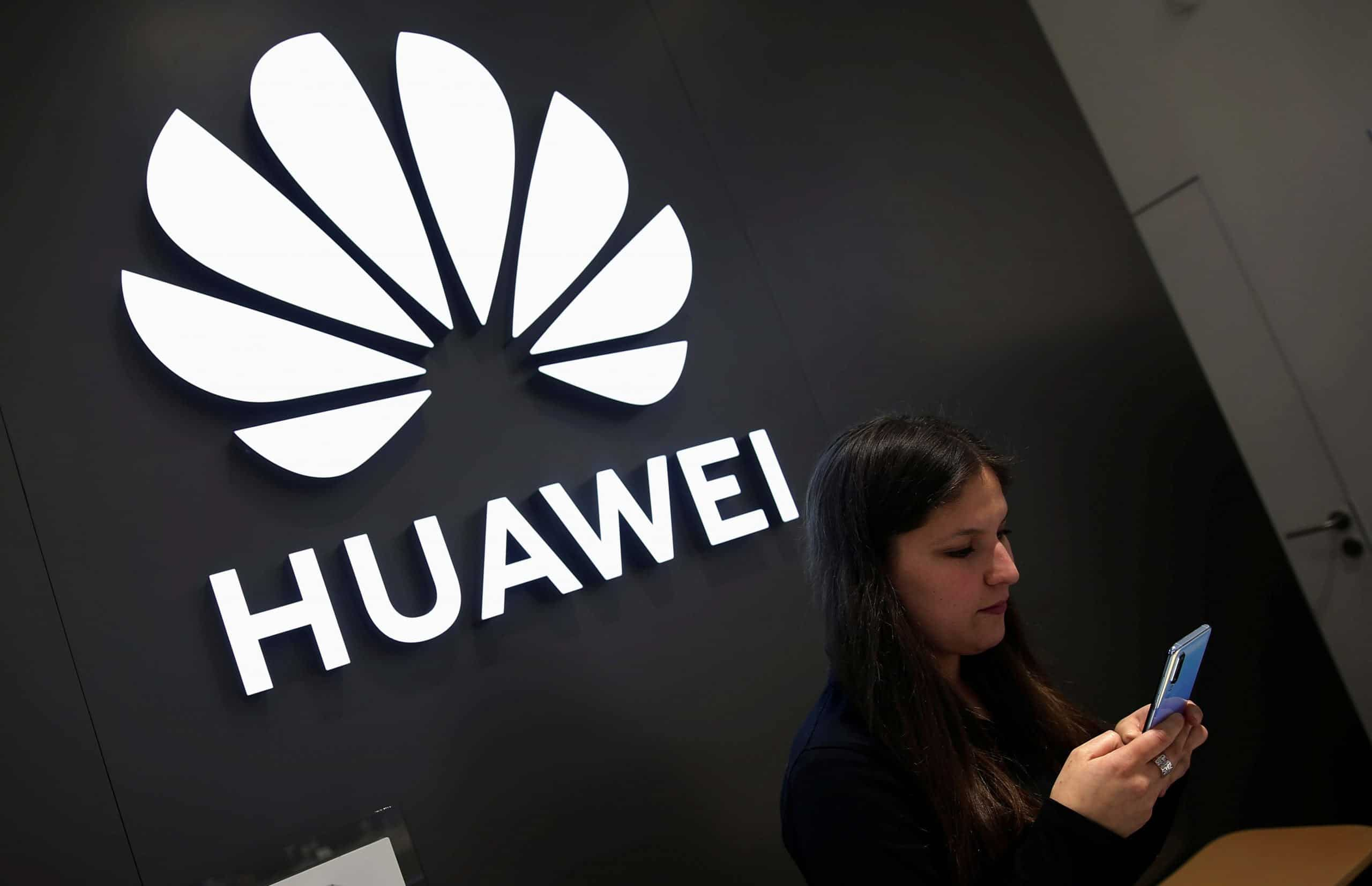 Huawei's sales revenue