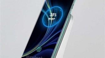 OnePlus 8 Pro Vertical Wireless Charging Pad