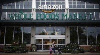 Amazon supermarket