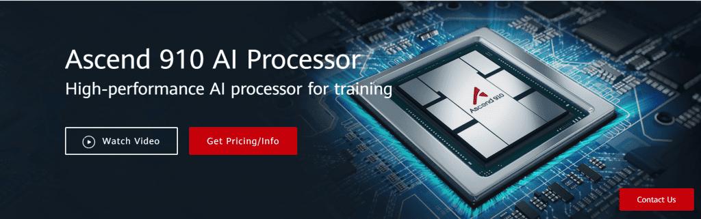 Huawei Ascend 910 GPU