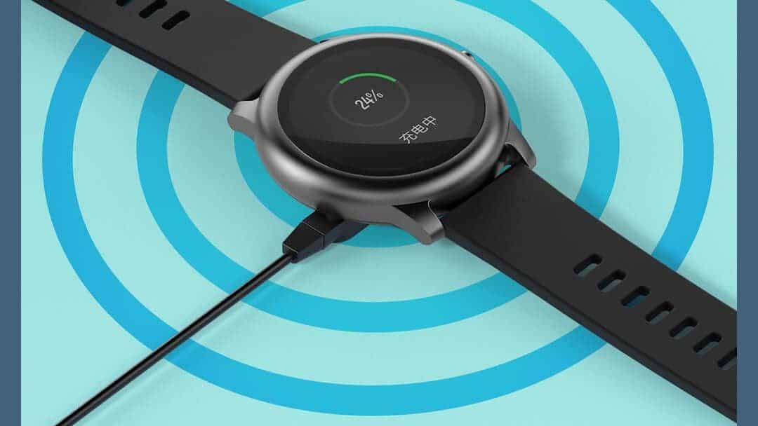 Haylou Solar smartwatch
