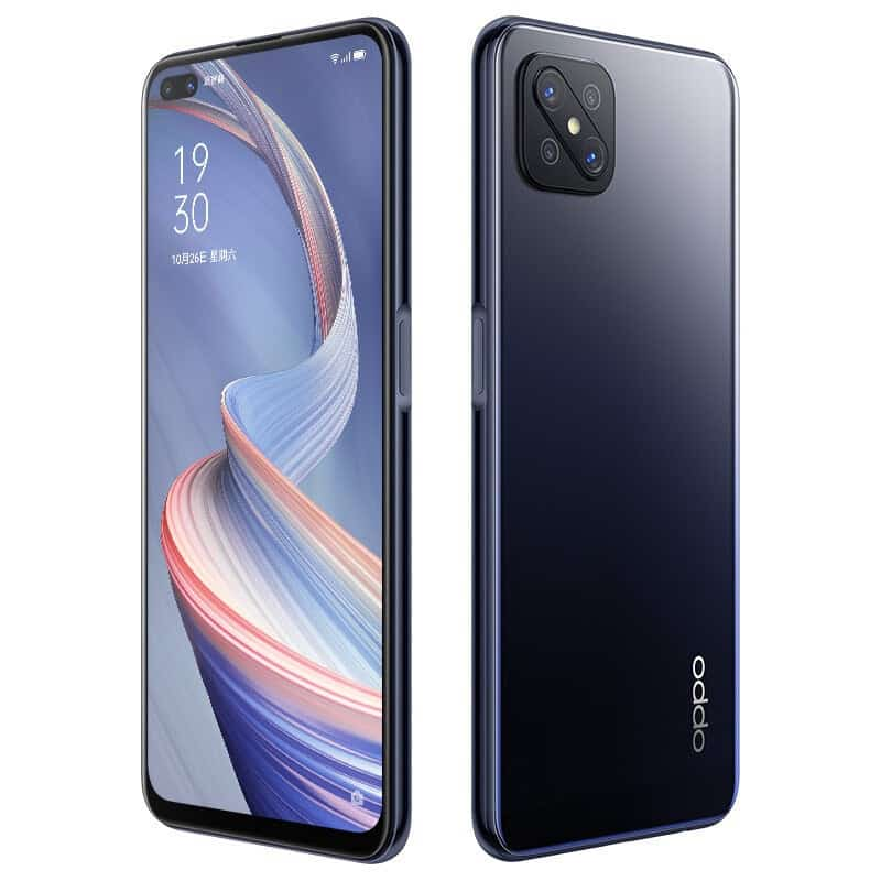 В Китаї анонсували 5G cмартфон Oppo A92s з дивною камерою