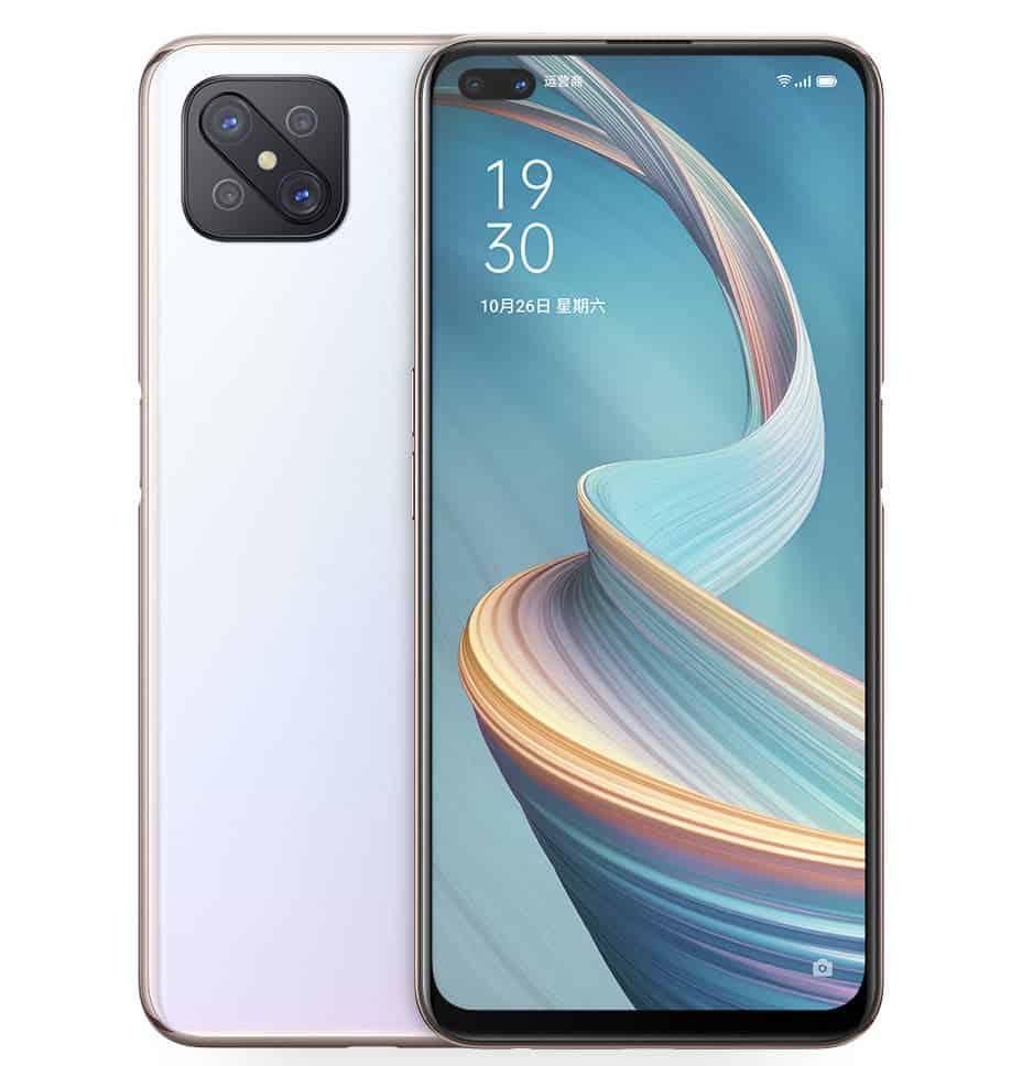 Oppo's Find X2 Lite: A premium mid-range 5G phone with five cameras