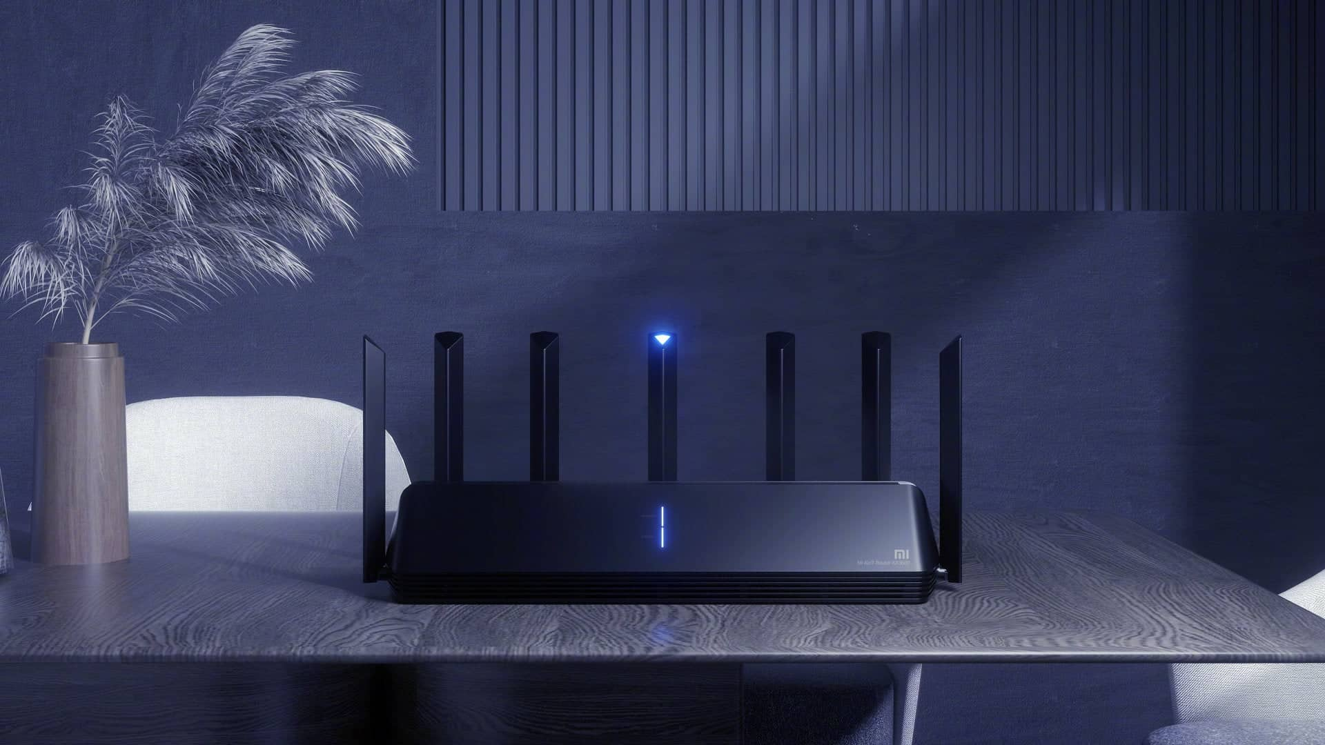 Xiaomi's first Wi-Fi 6 router