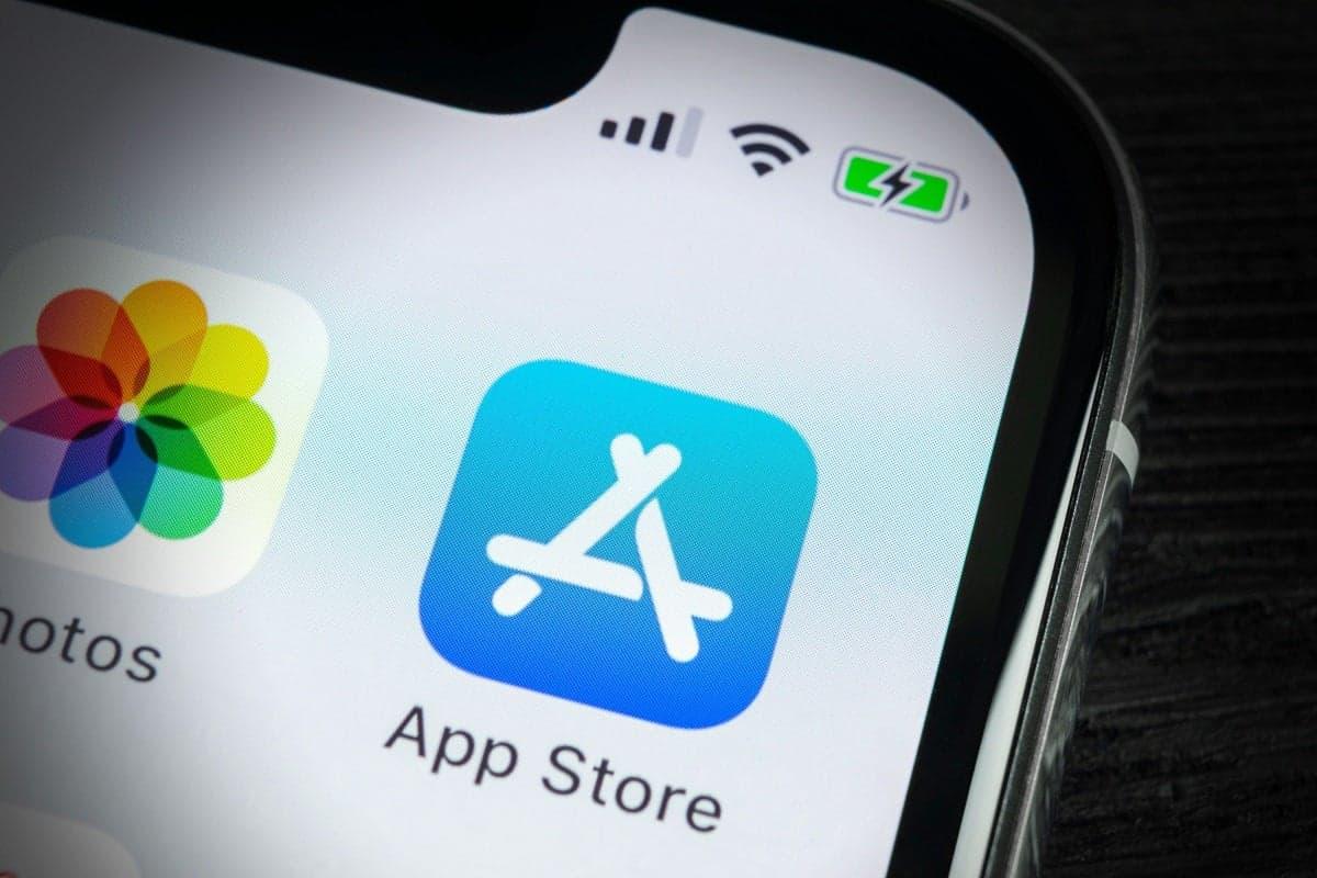 iOS 14 app store