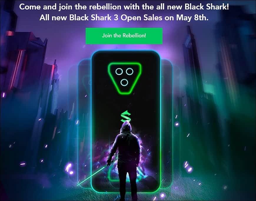 black shark 3.0