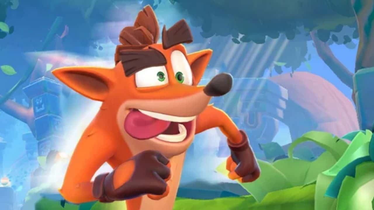 Crash Bandicoot Comes to Mobile, First Appearance on Google Play
