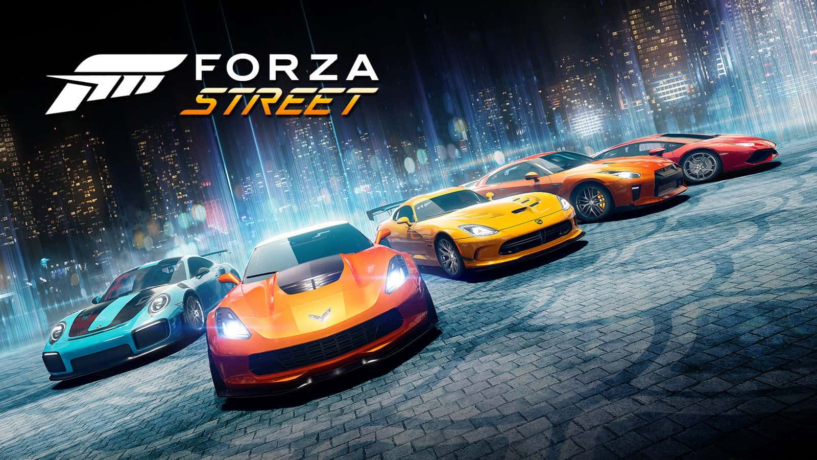 Forza Street lands on iOS and Android 5th May