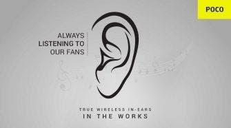 POCO TWS earbuds