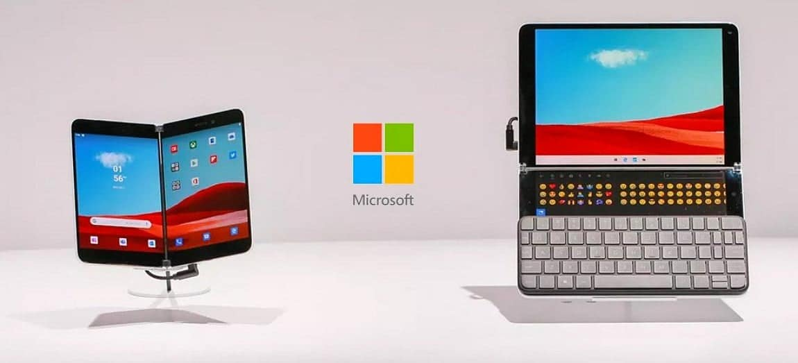 Microsoft reportedly delays Windows 10X and Surface Neo - Gizchina.com