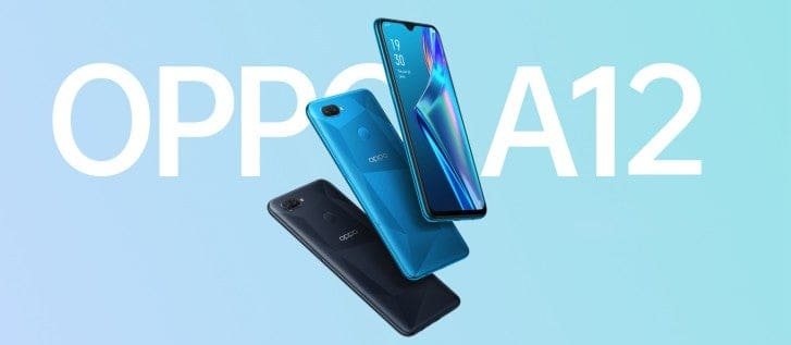 oppo a12 official
