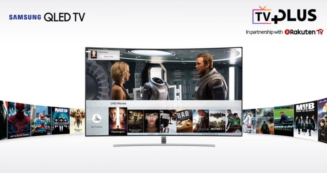 Samsung Smart TVs the first to bring Apple Music app