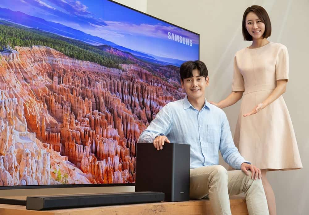 Samsung HW-Q800T Premium Soundbar Launched in South Korea