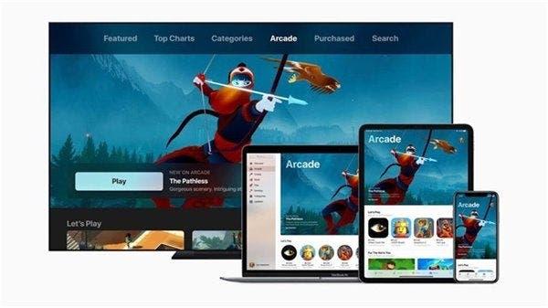 Apple Games Apple Arcade
