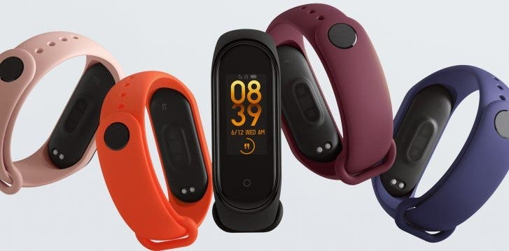 Xiaomi Mi Band 6: price and announcement date