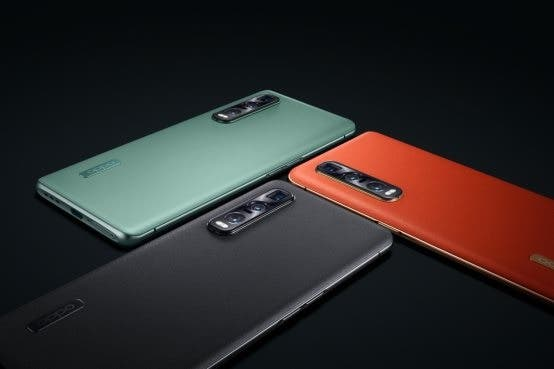 DIGBUSEL - Oppo Umumkan Find X2 Pro Bamboo Green Leather Edition
