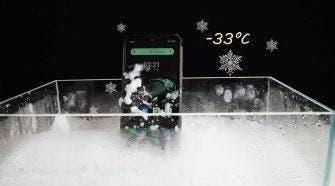 extreme temperature