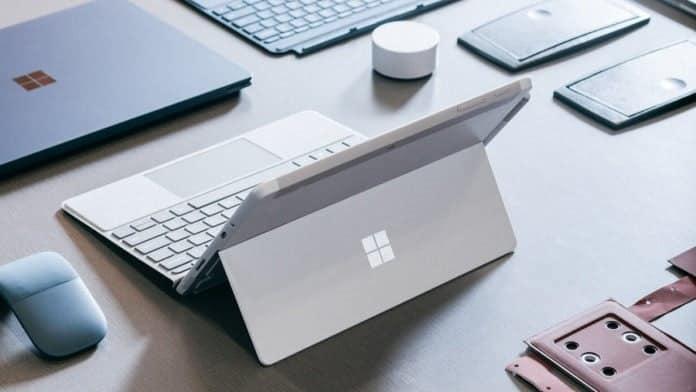 Microsoft Surface Go 2 a