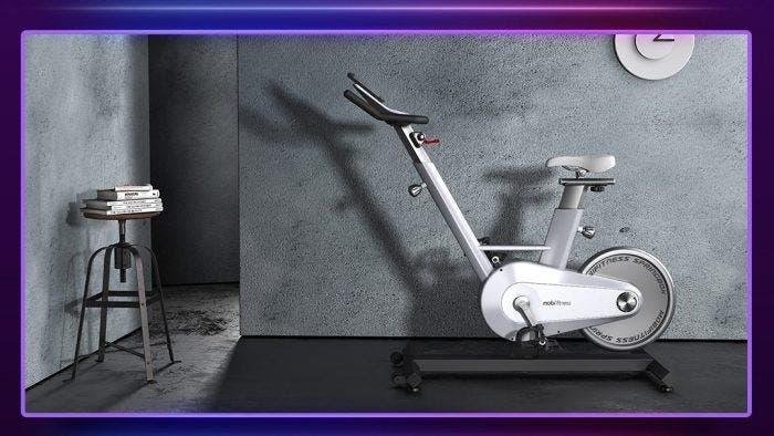 Mobi smart spinning bike