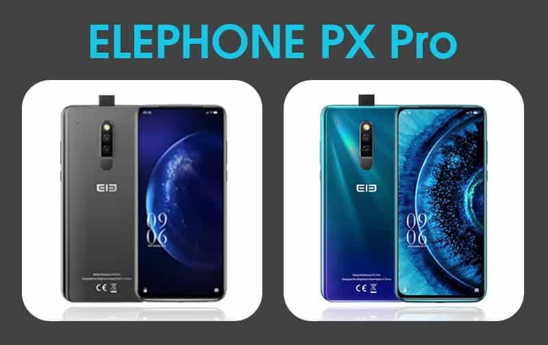 ELEPHONE PX Pro