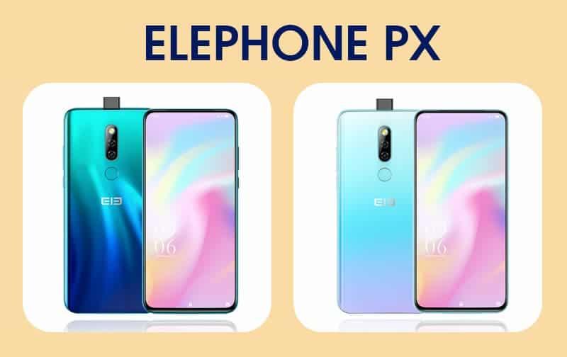 DIGBUSEL - Luar Biasa! Ini Sekilas Desain Penuh Elephone PX Pro