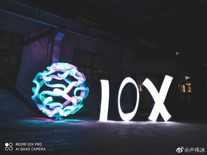 Redmi 10X pro