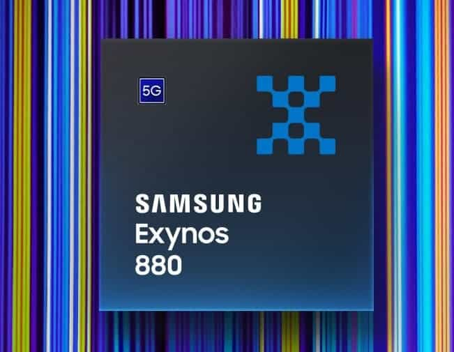 Samsung Exynos 880 5G SoC is official: Uses 8nm FinFET process - RapidAPI