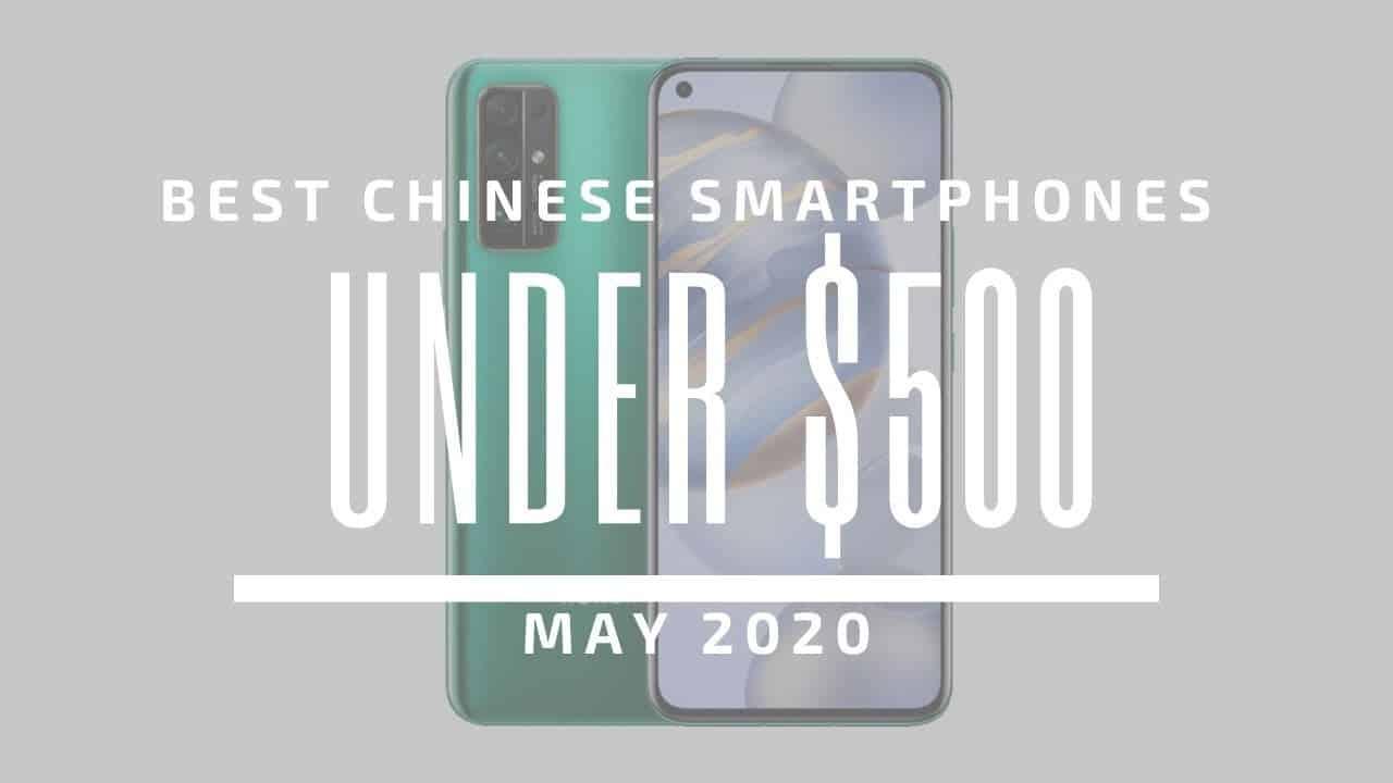 best chinese phones $500