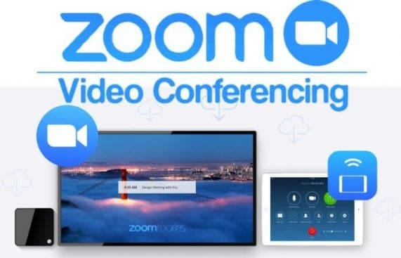 Videoconfrencing zoom a