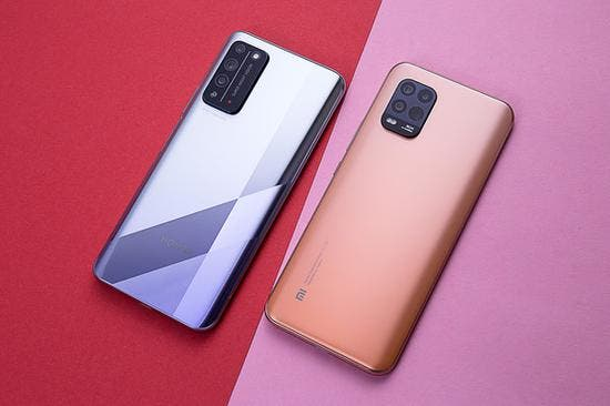 Honor X10 vs Xiaomi Mi 10 Lite