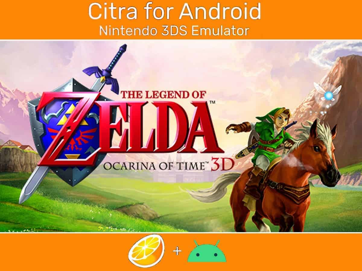 Citra Emulator Download: Official Nintendo 3DS emulator for Android