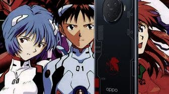 Oppo Ace 2 Evangelion Limited Edition