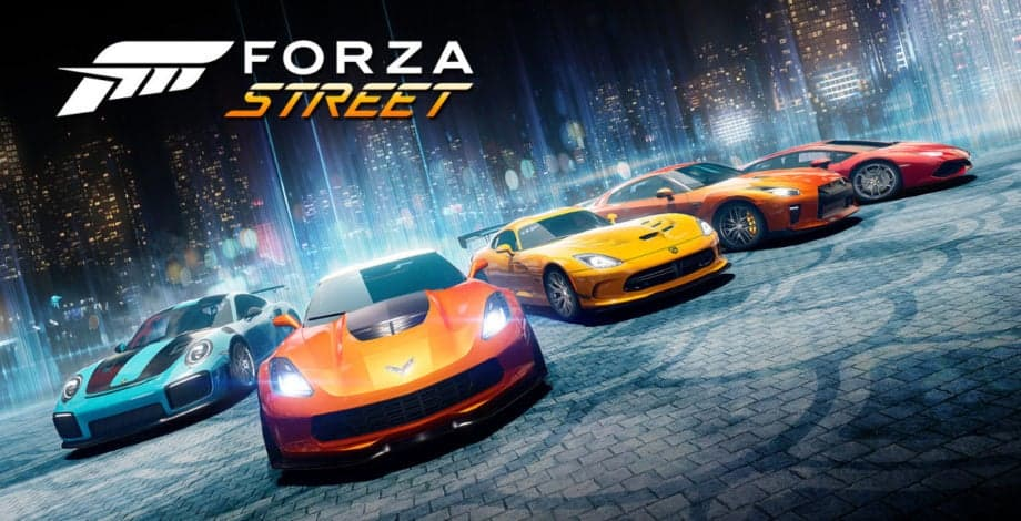 Forza Street Now Available on iOS