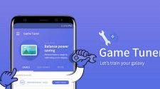 Samsung Game Tuner