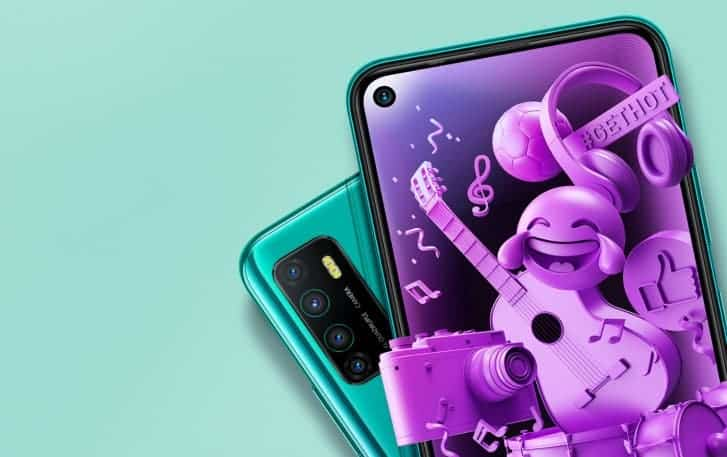 DIGBUSEL - Infinix Hot 9 Dan 9 Pro Resmi Datang Dengan Layar Punch-Hole, Quad Kamera Dan Banyak Lagi