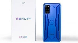 honor play 4 pro box