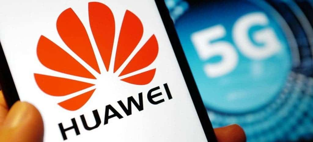 Huawei 5G equipment