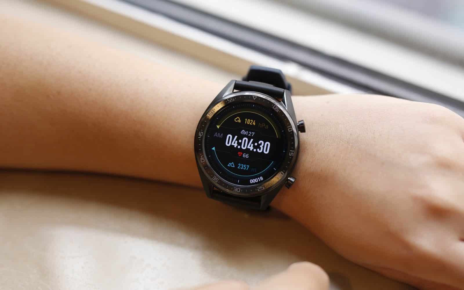 Huawei Watch Gt 2e Launched In India With A 158 Price Tag Gizchina Com
