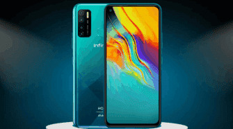 infinix hot 9 teaser