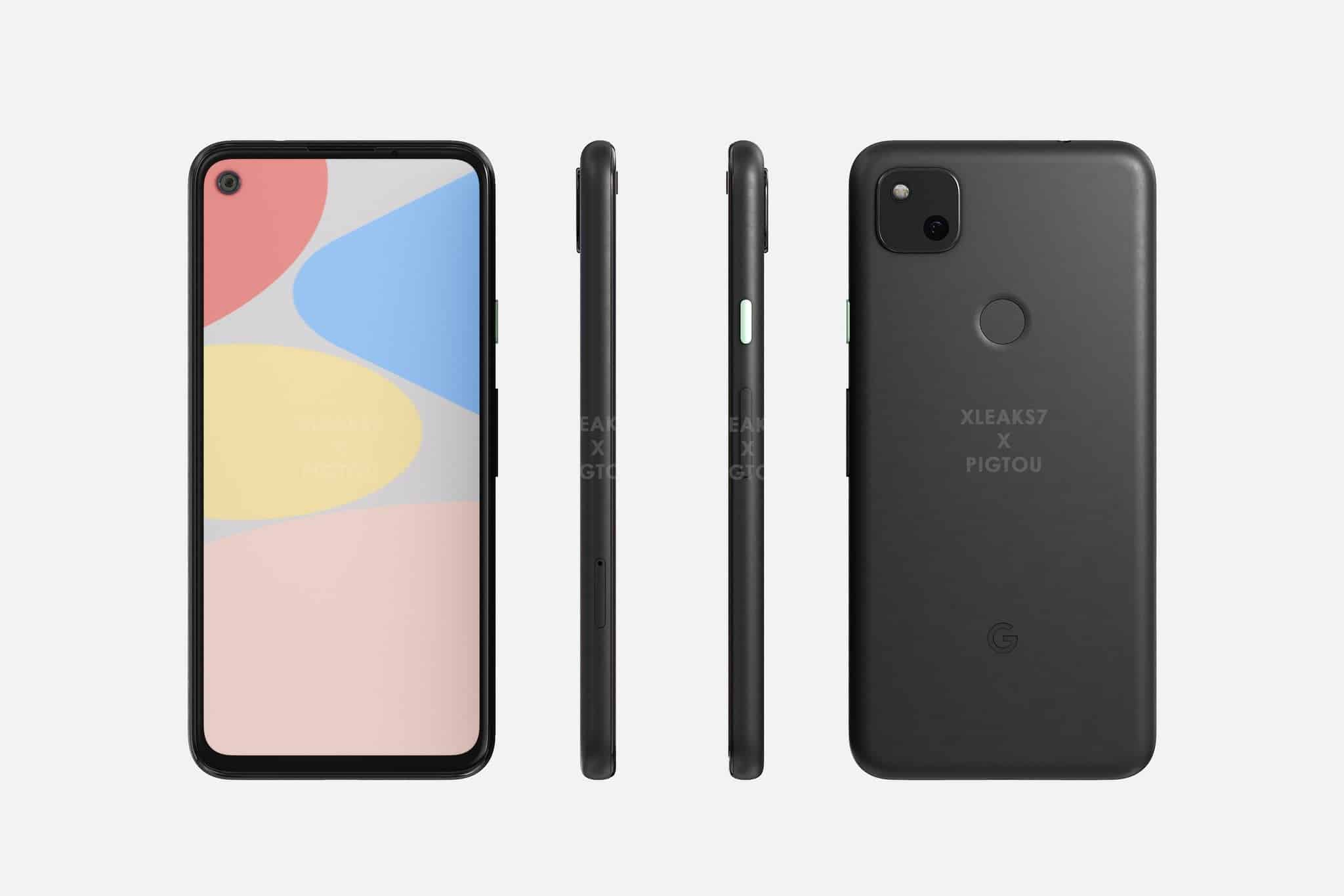 Google Pixel 4a: New Leaks Confirms The Design | Techesit
