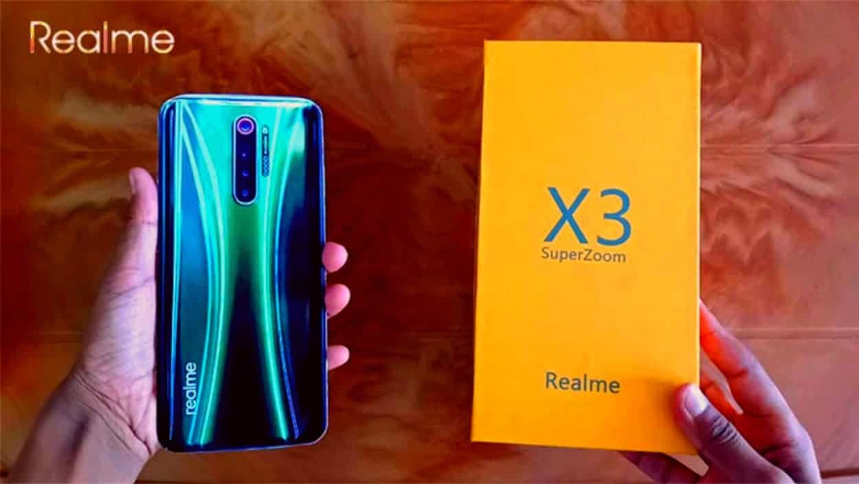 Realme X3 Superzoom Specifications Confirmed Through New Teasers