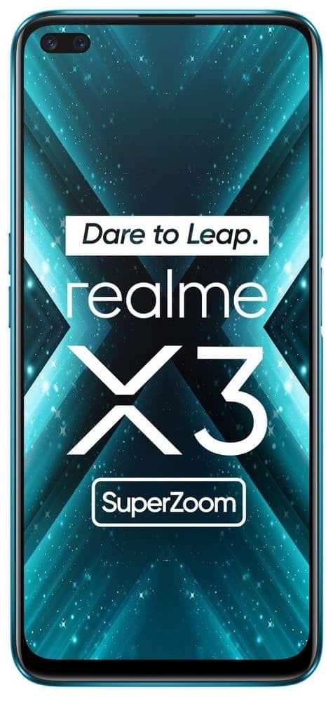 realme x3 4